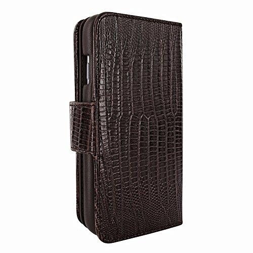 Piel Frama 717 Brown Lizard WalletMagnum Leather Case for Apple iPhone 6 Plus / 6S Plus by Piel Frama (Image #2)