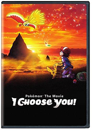 Pokemon the Movie: I Choose You! (DVD)