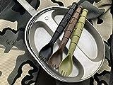 Kabar - Field KIT Spork/Knife - 3 Pac with 1 OD