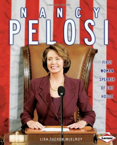 Nancy Pelosi  First Woman Speaker Of The House  Gateway Biographies