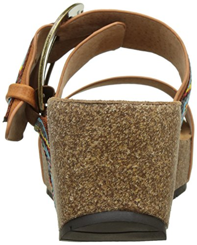 Les P'tites Bombes Glycine - Mules Mujer Marron (E.Camel)