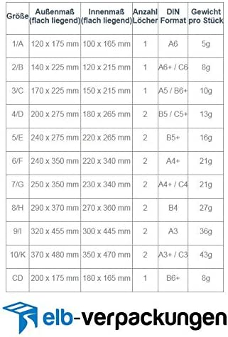 100 buste imbottite a bolle daria colore marrone 2//B marrone 140x225 mm