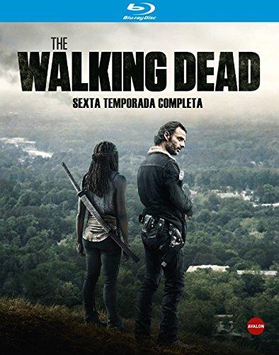 The Walking Dead. Sexta temporada completa - Season 6 [Non-usa Format: Pal -Import- Spain ]