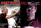 Masters of Cinema Clint Eastwood Movie & Book Collection - Unforgiven / Mystic River / Million Dollar Baby / Letters From Iwo Jima DVD Bundle