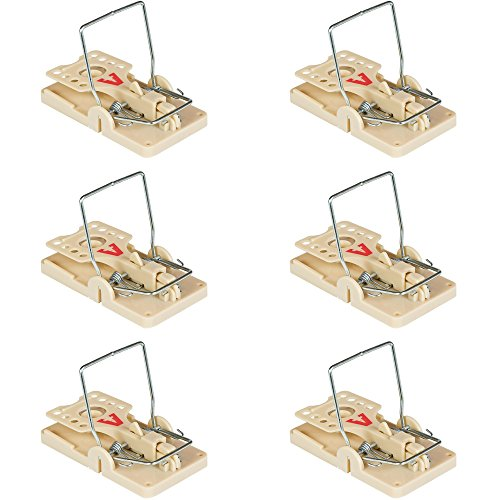 Victor M144 Power Kill Rat Trap - 6 Pack