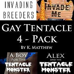 Gay Tentacle 4-Pack
