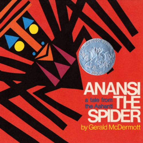 Anansi the Spider, Apt. 3, Flossie and the Fox, & Goggles! (Geoffrey Holder)