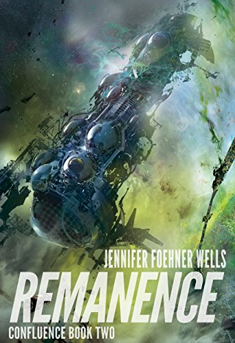Remanence (Confluence Book 2) cover