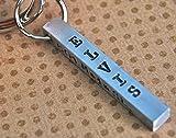 4 sided BAR Pet ID tag