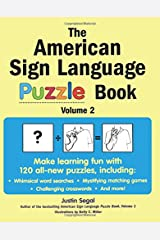 The American Sign Language Puzzle Book Volume 2 Paperback