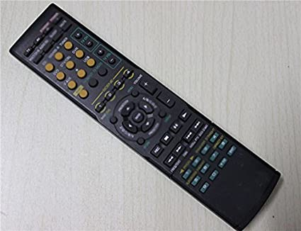 Easy Replacement Remote Control Fit for Yamaha RX-V465BL YHT-591 YHT-791 RX-V771 AV A//V Receiver