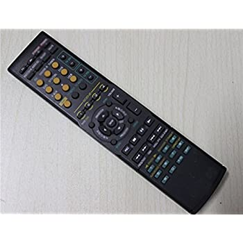 Amazon com: RM-Series Replacement Remote Control For Yamaha HTR5540