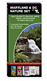 Maryland & DC Nature Set: Field Guides to Wildlife, Birds, Trees & Wildflowers of Maryland & DC (Pocket Naturalist Guide)