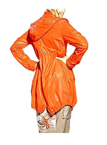 Unbekannt - Chaqueta - Opaco - para mujer naranja