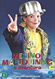 DVD Menino Maluquinho 2 A aventura [ NO SUBTITLES IN ENGLISH ] [ NTSC and Region 4 ]
