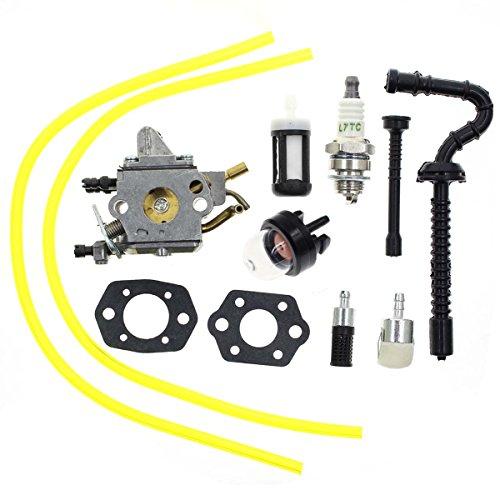 AUTOKAY Carburetor for Stihl MS192 MS192T MS192TC 1137-120-0650 Chainsaw Zama C1Q-S258