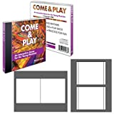NEATO High Gloss Jewel Case Inserts - 100 Sets - CIP-192408