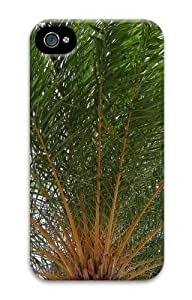Antigua Palm PC Case for iphone 4S/4