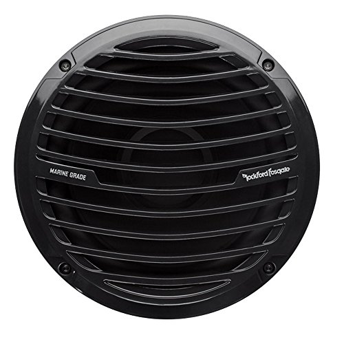 Rockford RM18D4B 8-Inch Dual 4-Ohm Subwoofer