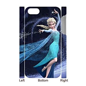 diy zheng Diy hard Case Frozen customized 3D case For iphone 5c//