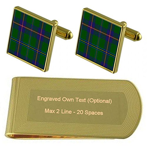 Engraved Clip US Money State State Gold Tone Washington US tartan FXwxga