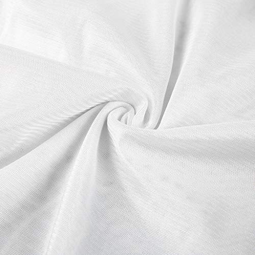 Casual Basique ❤ Gilet À Col Tops Imprimée Style Femme shirt Sans lanskirt Pull longue T Robe Roule Mi Pour Femmes Tunique Vert Manches Débardeur qaI4Hx6wn