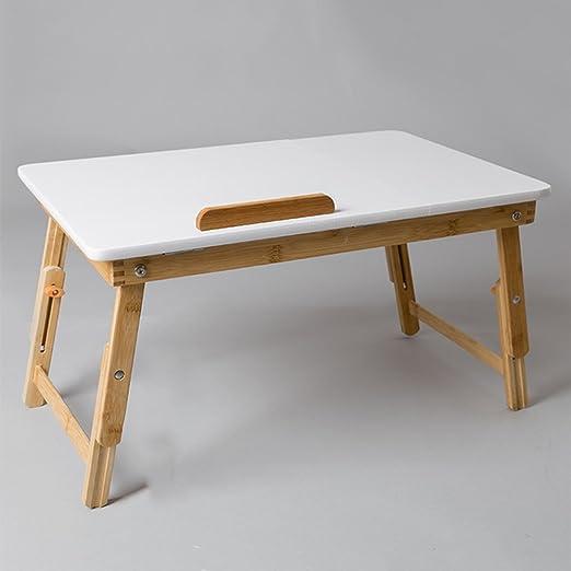 NAN Mesa de ordenador portátil plegable, mesa de ordenador ...