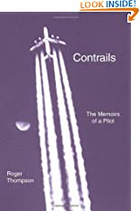 Contrails: The Memoirs of a Pilot (Paperback)