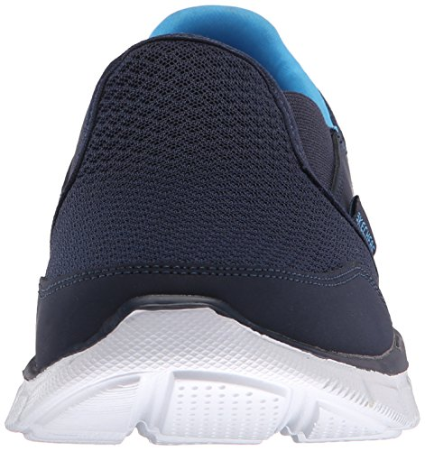 Skechers Equalizer Persistent - Zapatillas Niños Azul (Navy Blue)