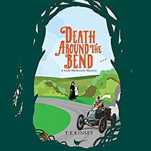 Death Around the Bend Audiobook
