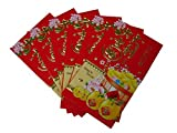 Big Chinese Money Envelopes with Coin Pi