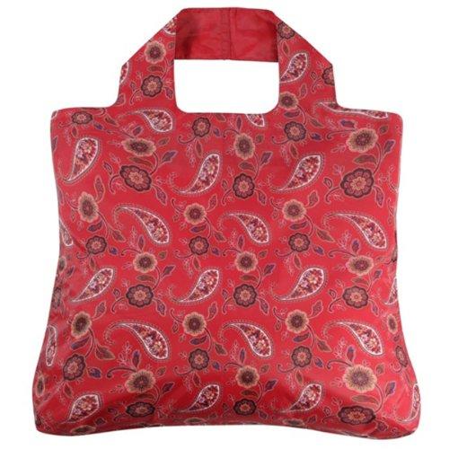 Envirosax AN.B4 Anastasia Reusable Grocery Bag, Red