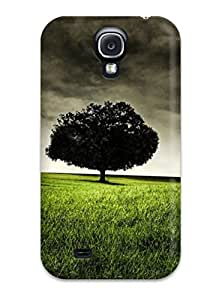 Durable Defender Case For Galaxy S4 Tpu Cover(best Landscape Scene)