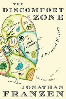 Discomfort Zone Personal History ebook product image
