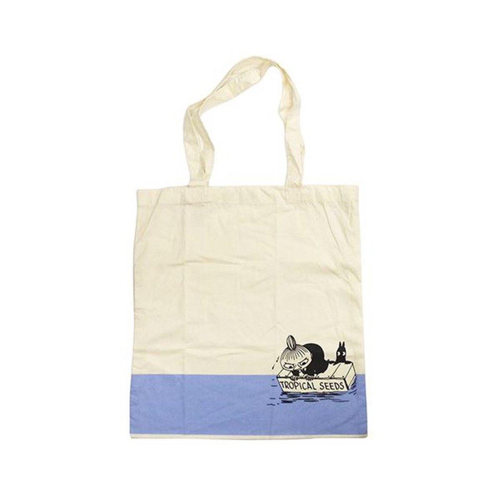Moomin Ecoトートバッグ(Water 's Edge) B01JD36SD2