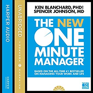 The New One Minute Manager (The One Minute Manager) Audiobook