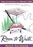 Room to Write, Bonni Goldberg, 0874778255