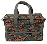 Rothco Mechanics Tool Bag, Woodland Digital Camo