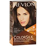 Colorsilk Hair Color with 3D Color Technology Brown Black 2N