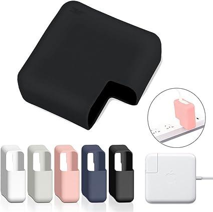 JRCMAX MacBook Funda protectora del cargador, Estuche protector ...