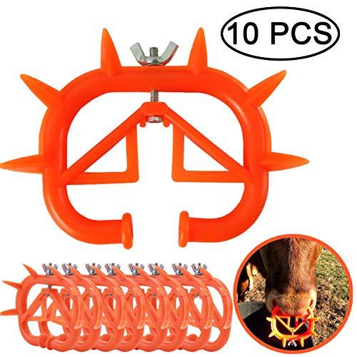 TIHOOD Livestock Plastic Weaning Prevent product image