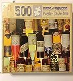 Bits and Pieces Vintage Blend 500 Piece Puzzle