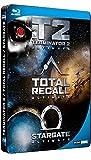 Coffret SF culte : Stargate + Terminator 2 + Total Recall [Blu-ray]