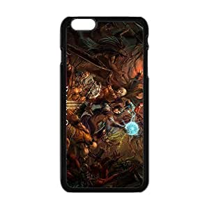 diy zhengCool-Benz undead fight barbarian diablo iii monk logos witch doctor Phone case for iphone 5/5s