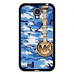 (Mk) Mickhael And Kors Phone funda,Luxury Brand Pattern Samsung Galaxy S4 Plastic Back funda