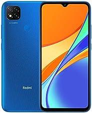 Smartphone Xiaomi Redmi 9C - Dual SIM 3GB/64GB - Twilight Blue - Versão Global