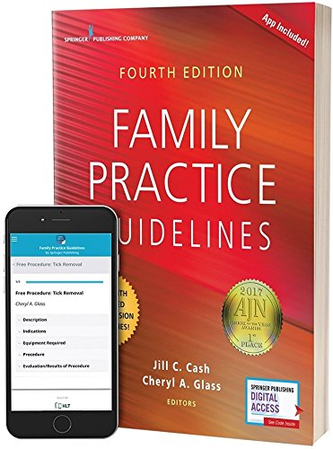 Family Practice Guidelines, Fourth Edition (Book + Free App) - http://medicalbooks.filipinodoctors.org