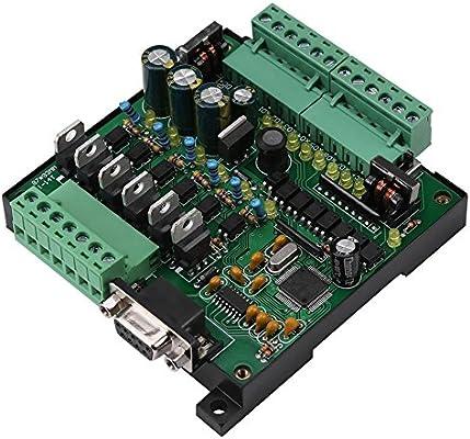 Tablero de control industrial del PLC, control programable del ...
