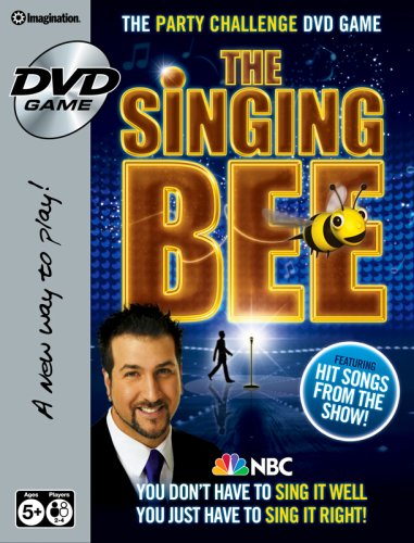 Singing Dvd Bee - The Singing Bee DVD Game