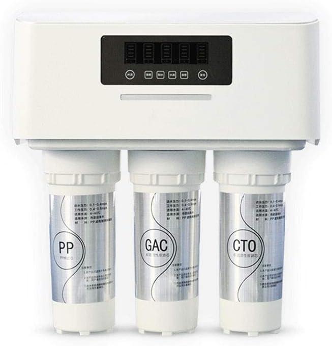 TL Purificador de Agua, ósmosis inversa Pura máquina de Agua 400G ...